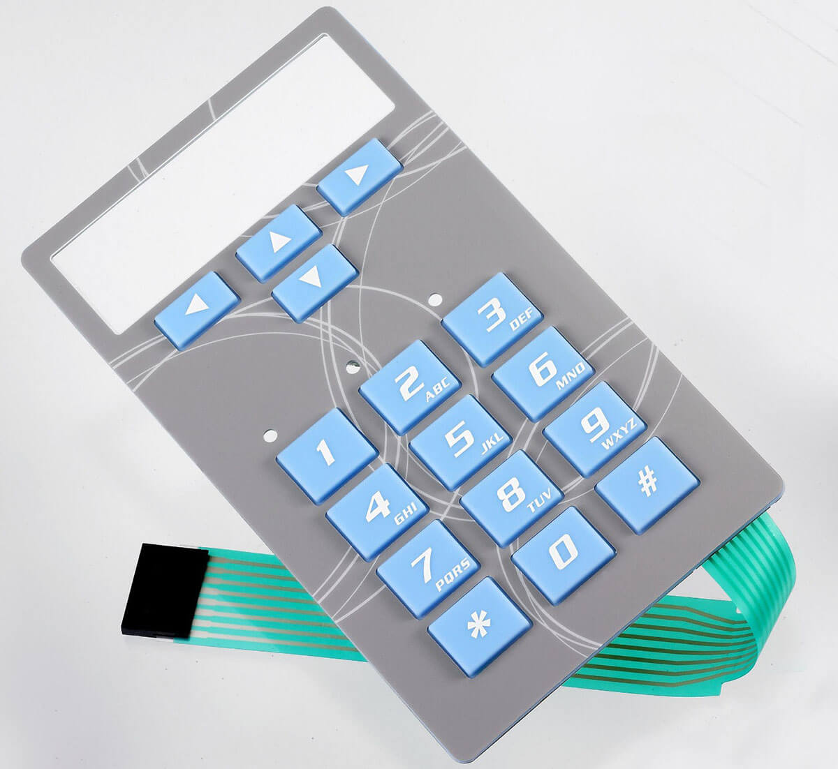 rubber keypad switches-3