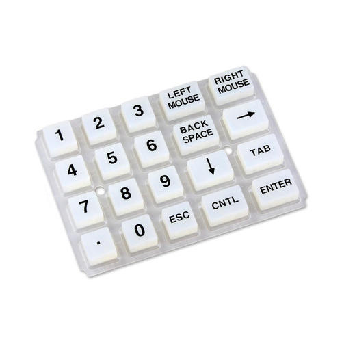 Silicon rubber keypads and their types: (Rubber Switches Beginner Guide)