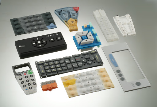 rubber keypad switches