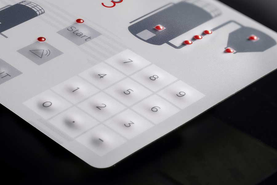 touch membrane switches suppliers