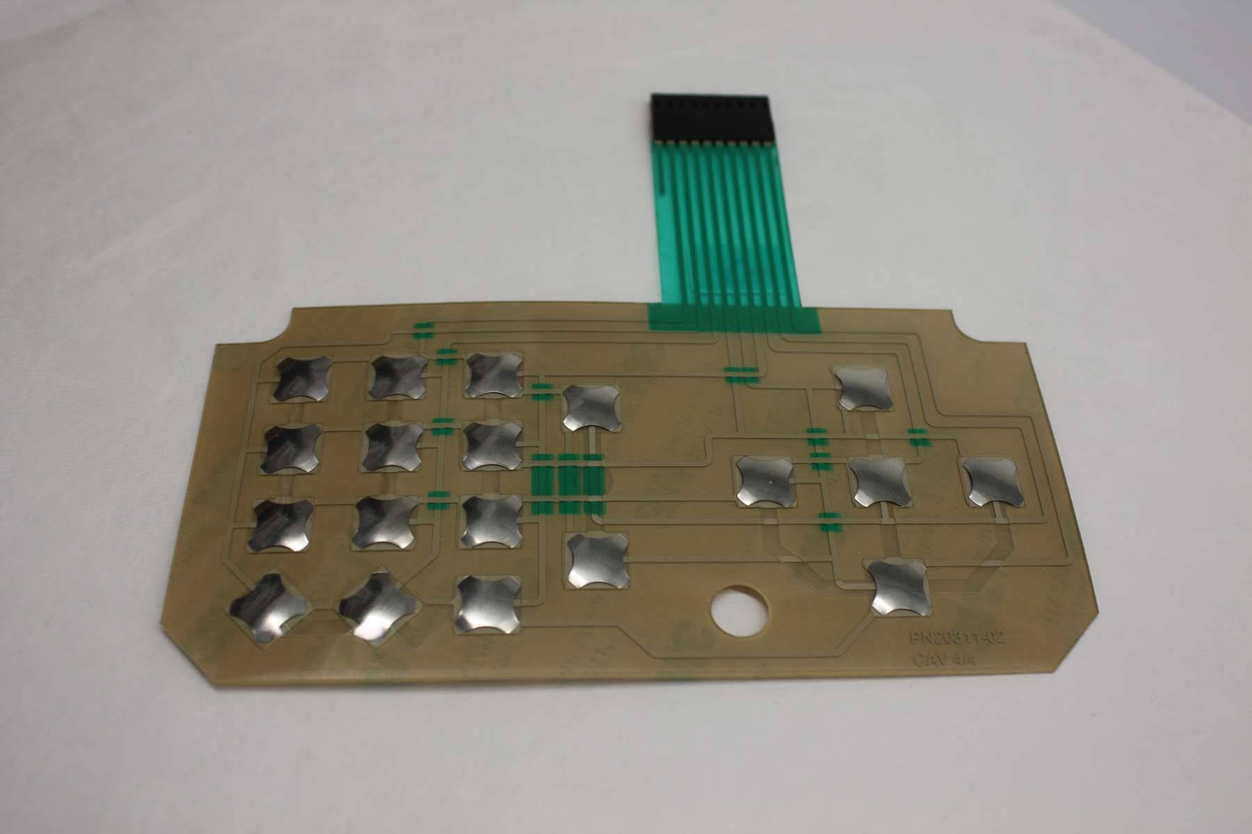 touch membrane switches