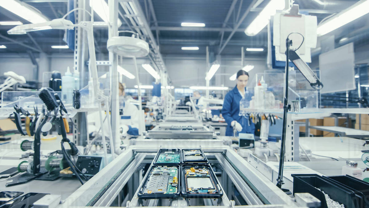 Electronic Manufacturing Services 2021